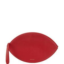 Oval Clutch Bag