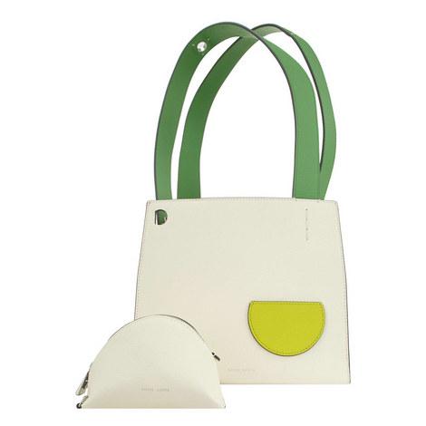 Margot Cotton Shamrock Tote Bag, ${color}