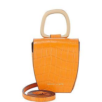 Magnetic Box Shoulder Bag