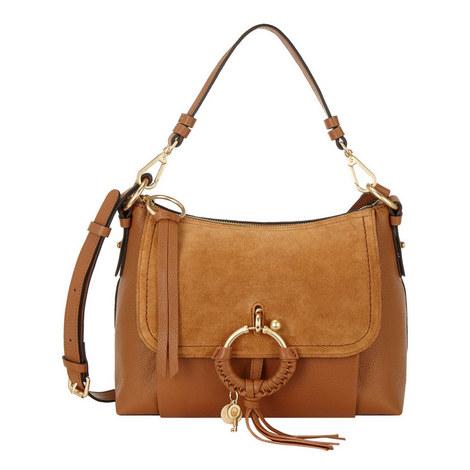 Joan Small Hobo Bag, ${color}