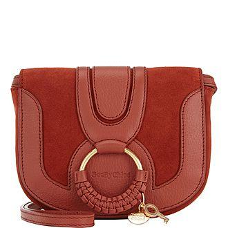 Hana Saddle Small Shoulder Bag