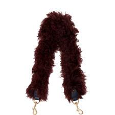 Shearling Bag Strap