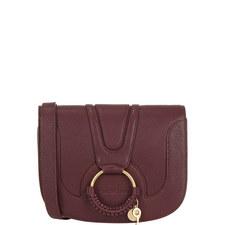 Anna Leather Crossbody Bag