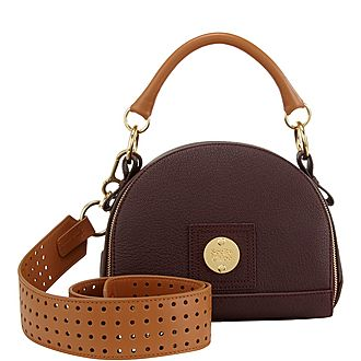 Eddy Small Bowling Shoulder Bag