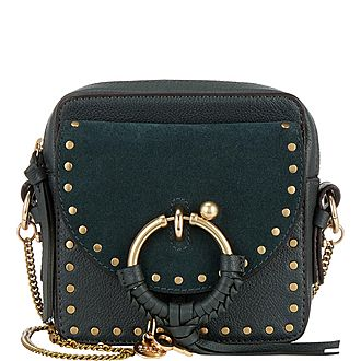 Studded Joan Mini Camera Bag