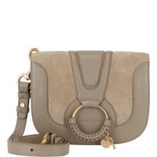Hana Suede Shoulder Bag
