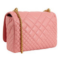 Quilted Icon Medium Shoulder Bag, ${color}