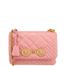 Quilted Icon Medium Shoulder Bag