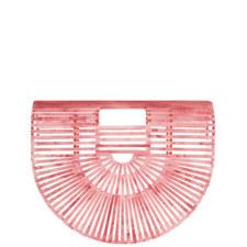Ark Acrylic Clutch Bag Small