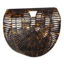 Ark Acrylic Small Clutch Bag, ${color}