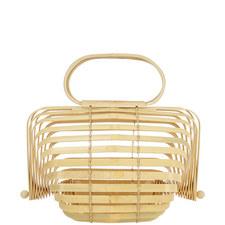 Lilleth Bamboo Frame Bag Medium