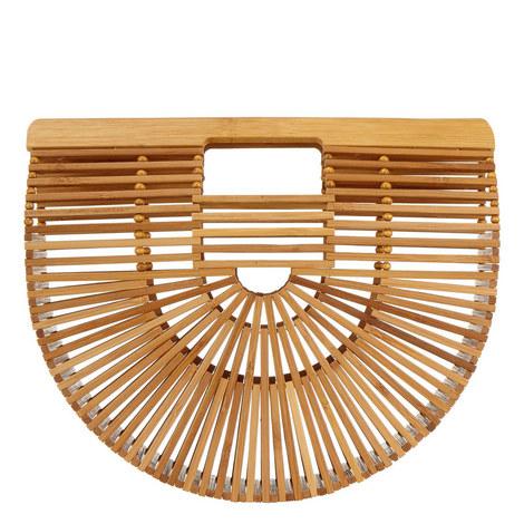 Arc Small Clutch Bag, ${color}