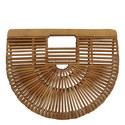 Ark Wood Small Clutch Bag, ${color}