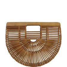 Ark Wood Clutch Bag Mini