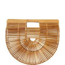 Ark Wood Large Clutch Bag