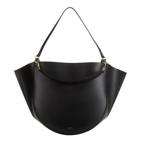 Mia Large Tote Bag, ${color}