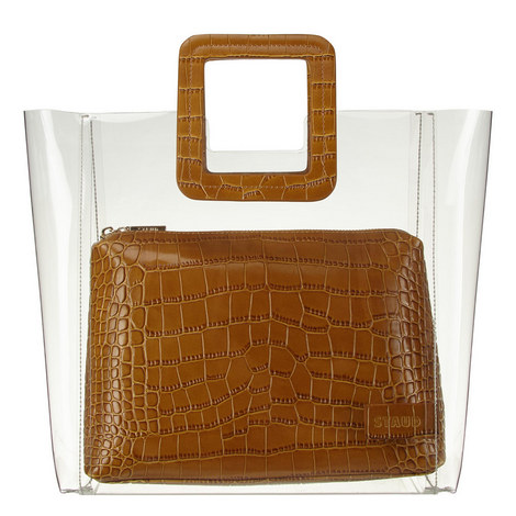 Shirley Clear Tote Bag, ${color}