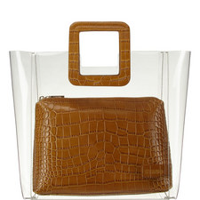 Shirley Clear Tote Bag