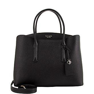 Margaux Large Satchel Bag