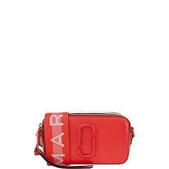 Snapshot Camera Crossbody Bag