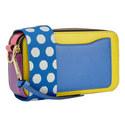 Colour Block Snapshot Camera Bag, ${color}