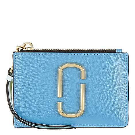 Snapshot Top Zip Wallet, ${color}