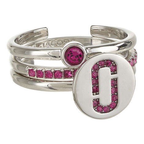 Pave Ring Set, ${color}
