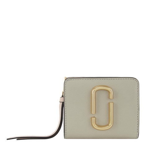 Snapshot Mini Compact Wallet, ${color}