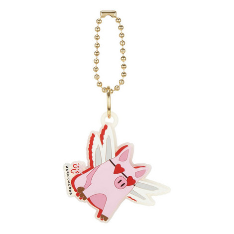 Flying Pig Charm, ${color}
