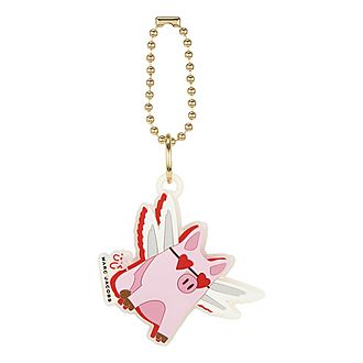 Flying Pig Charm