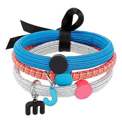 Three-Piece Hair Tie Set, ${color}