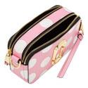 Polka Dot Snapshot Camera Bag, ${color}