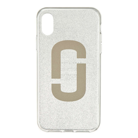Jelly Glitter iPhone XR Case, ${color}