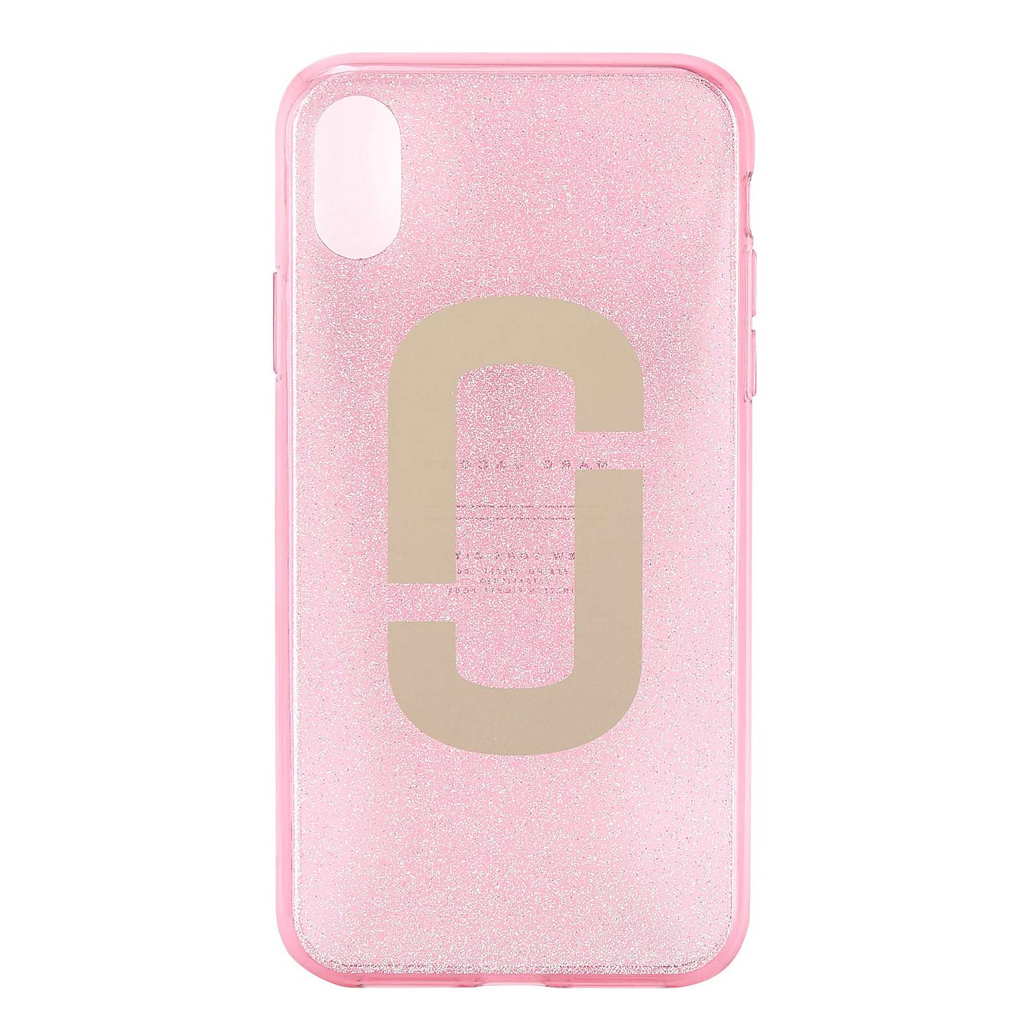competitive price ec314 47bad MARC JACOBS Jelly Glitter iPhone XR Case | Brown Thomas