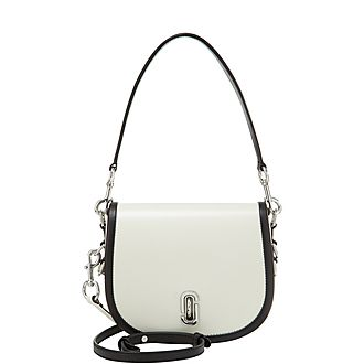 The Saddle Crossbody Bag