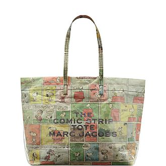 Comic Strip Tote