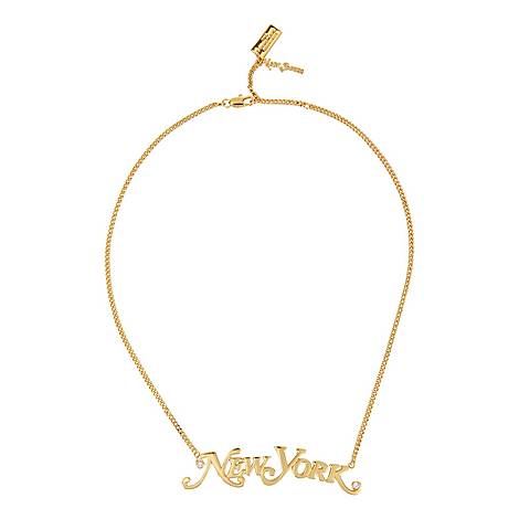 NY Necklace, ${color}