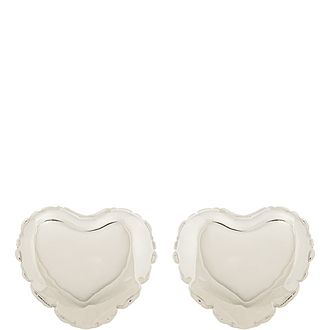 The Balloon Heart Stud Earrings