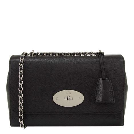 Lily Goat Leather Bag Medium, ${color}