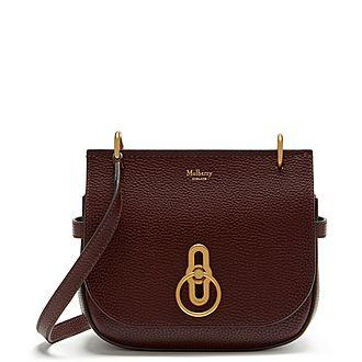 Mulberry Handbag Amberley Small Satchel GVT