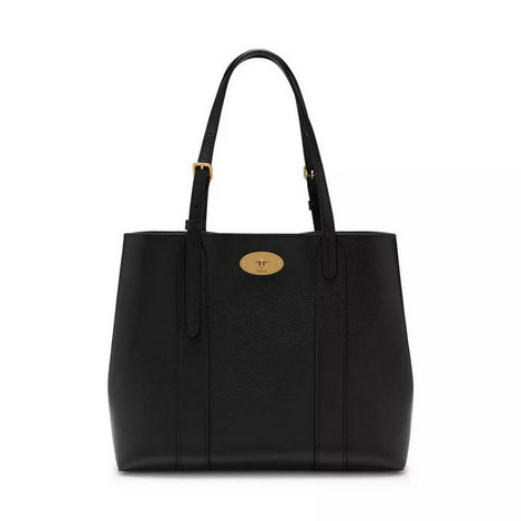 Bayswater Leather Tote , ${color}