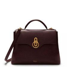 Seaton Leather Handbag Small