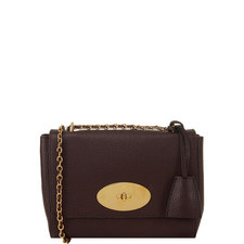 Lily Goat Leather Bag Small