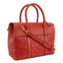 Bayswater Quilted Flower Bag, ${color}