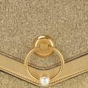 Harlow Glitter Satchel Bag, ${color}