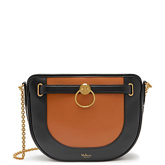 Brockwell Colour Block Satchel