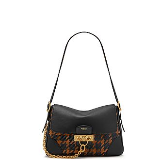 Keeley Woven Shoulder Bag