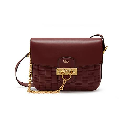 Keeley Quilted Satchel, ${color}