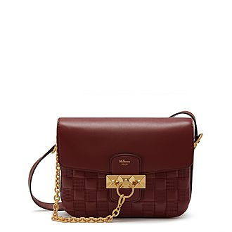 Keeley Quilted Satchel
