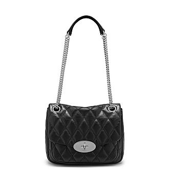 Darley Quilted Small Shoulder Bag